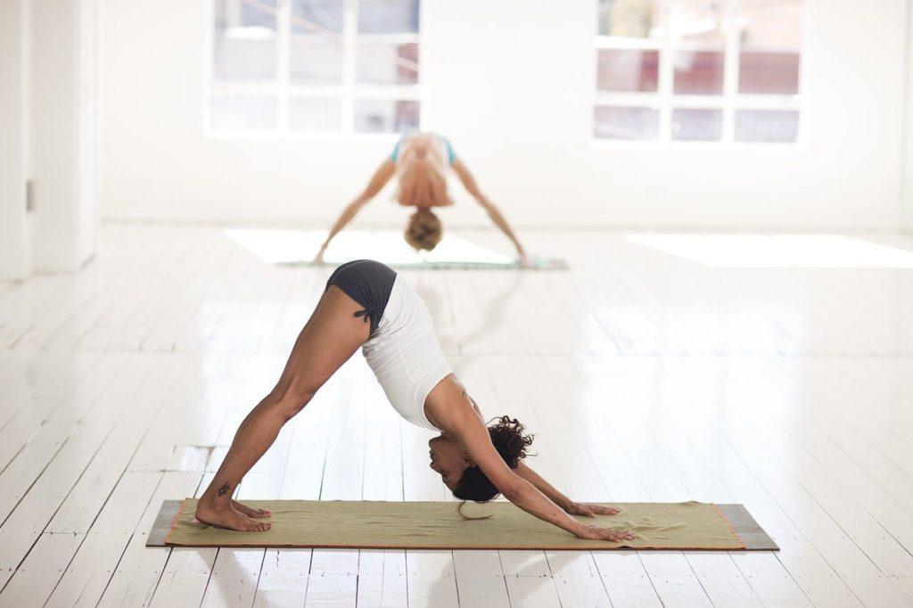 Yoga zum Abnehmen ist leichter als Du denkst